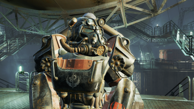 Power Armor and Armor Defensive Improvements