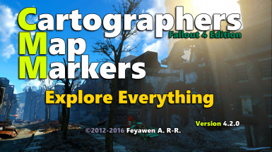 Traduction Cartographers Map Markers (Fallout4 Edition) CMM FRENCH
