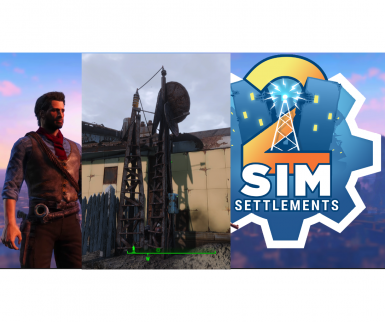 Sim Settlements 2 New Game v1.0.0F - Laying Foundations - Unlocked with Stranger Save Game
