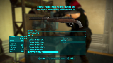 Standalone Damage Modifier for Weapons
