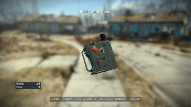 Reinforcement Radio - Militarized Minutemen addon