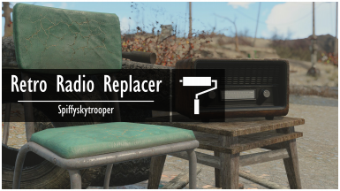 Retro Radio Replacer
