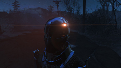 Synth Helmet headlamp 2