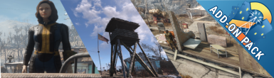 Sim Settlements 2 - Apocalyptic Additions Addon Pack