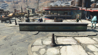 My Friend's Settlement Slightly fix with few cool mods