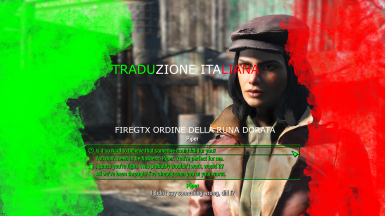 Extended Dialogue Interface - Traduzione Italiana ORD
