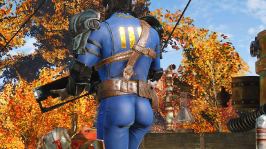 Vault Booty Male 1