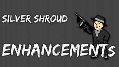 Silver Shroud Enhancement - With Intimidation