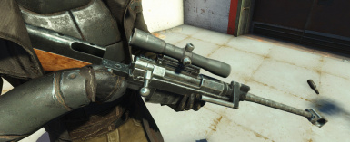 Anti Materiel Rifle - F4NV - Portugues PT_BR
