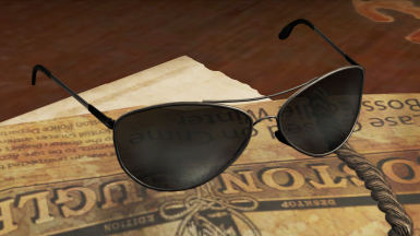 Eyewear and mask retexture