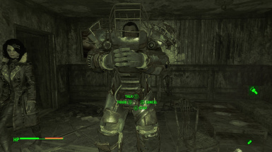 Stronger Power Armour