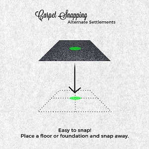 Carpet Snapping