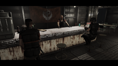 Mess Officer Ambience