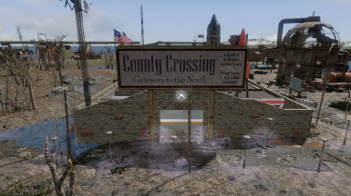 Athanatos Modern County Crossing V2
