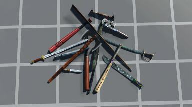 AnotherOne Vanilla Weapon Replacer