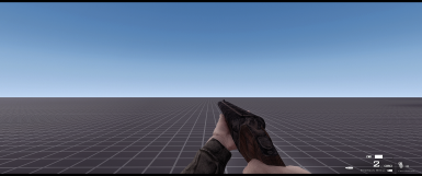 Double Barrel Reload Animation Redone