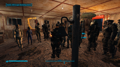 County.30p_Fortress/Vanilla_Julia - Mess hall can be messy in the big settlement