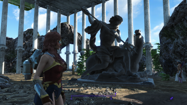 Statue coming in another mod soon