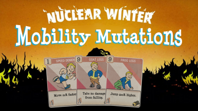 Nuclear Winter Mobility Mutations