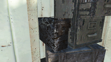 Decayed Ammo Boxes
