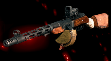 Red Army PPSh-41 Reborn