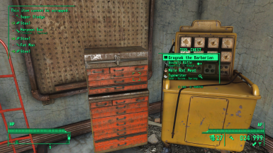 Quickloot in FO3 style