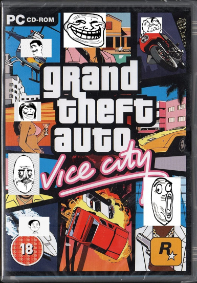 GTA Vice City's sound effect for NPC's pains and deaths