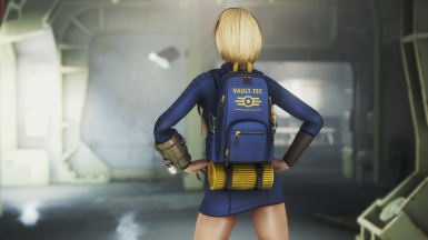 Vault 111 Outfit CBBE