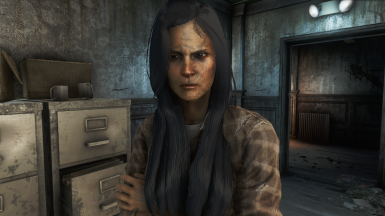 Marcy Long (.2 has a clean face)