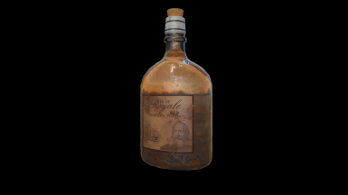 Fallout 3 Style Whiskey
