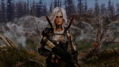 THE SHADE DEFINITIVE- ULTRA ENB AND RESHADE - NAC X