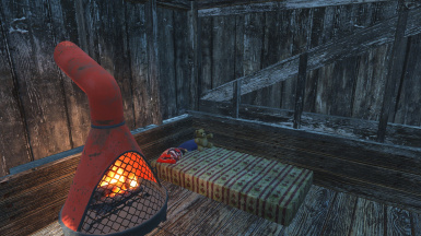 Dogmeat's Bed