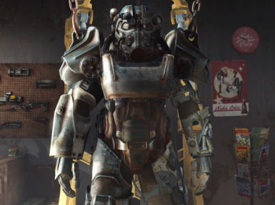 Unbreakable Power Armour