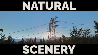 Natural Scenery ENB - A Modern Visual Overhaul For Fallout 4