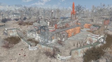 Red Rocket outpost