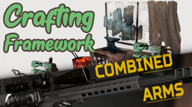 Combined Arms Ammo Switcher for Crafting Framework