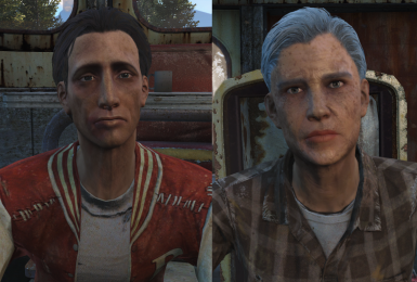 Trudy and Patrick Face Replacer