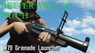 Grenade Expansion Pack Better AWKCR Patch