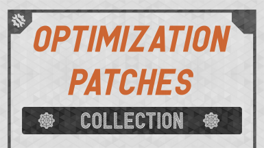 Optimization Patches Collection