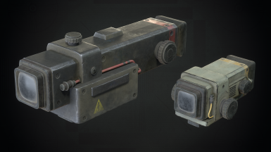 A Serious Recon Scope - Standalone Retexture