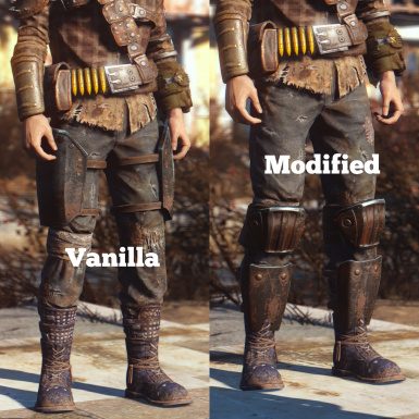 Combat Leg Armor Variation small