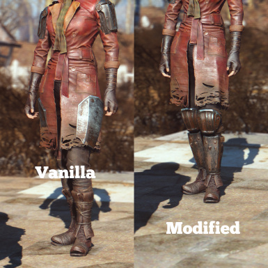 Combat Leg Armor Variation 1 small