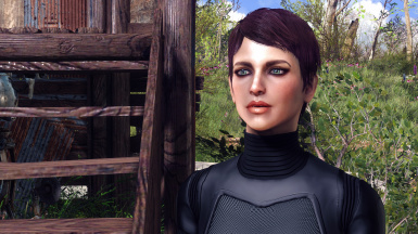 Subtle Face Tweaks - Curie