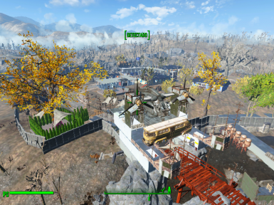 Micro Sanctuary 1.1 (Finished)