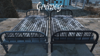 Better Bed Mattress Textures At Fallout 4 Nexus Mods And