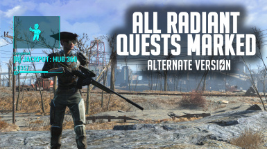 All Radiant Quests Marked Main Alternate Version