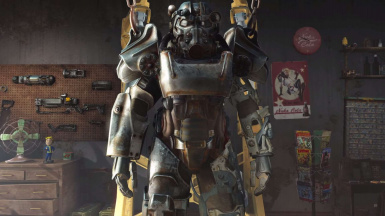 100 Percent Complete Fallout 4 Gamesave