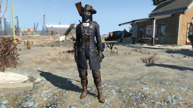 Minutemen general outfit