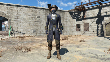 Minutemen general outfit variant