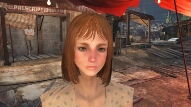 My character - Based on Piper